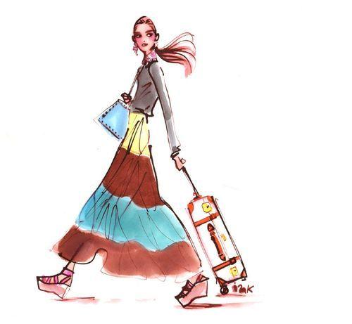 Fashionality - Fashion Illustrations - Izak