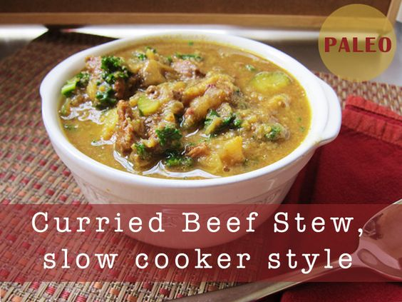 beef paleo slow cooker beef curry beef stew slow cooker beef curry ...