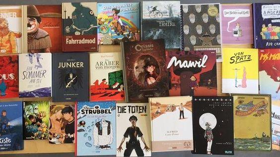 Gaphic Novels , , , Der Comic-Salon Erlangen hat die Nominierungen für den Max-und-Moritz-Preis bekanntgegeben. Jetzt haben ein weiteres Mal auch die Leser das Wort.