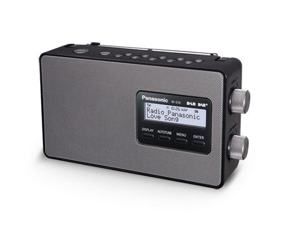 Panasonic RF-D10 incl. DAB+
