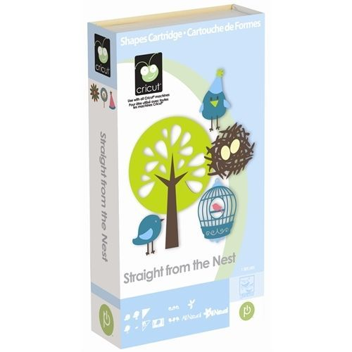 STRAIGHT FROM THE NEST New Cricut Create Expression Personal Machine Cartridge