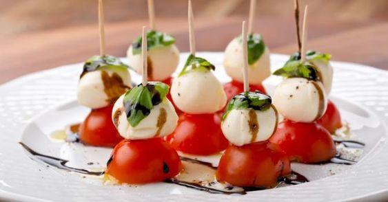 15 recettes minceur pour un buffet de nouvel an projets - Idee buffet nouvel an ...