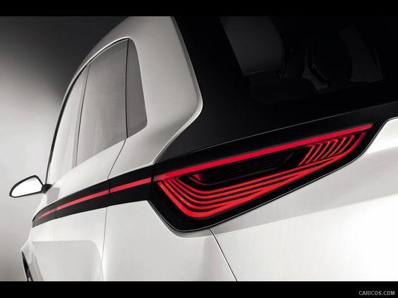 2011 Audi A2 Concept Car Lights Pinterest Urban Audi A2 And