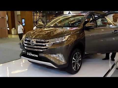 Review All New Daihatsu Terios Tipe R Mt 2018 Aakhirnya Ganti