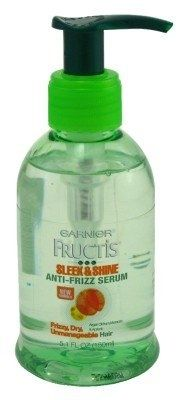 Garnier Fructis Anti-Frizz Serum, Sleek  Shine, 5.1 oz.