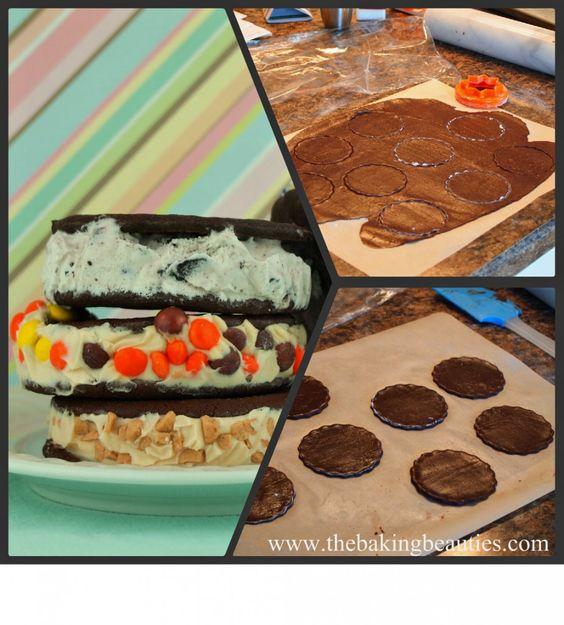 Gluten-free Crisp Chocolate Wafers, Perfect for Ice Cream Sandwiches