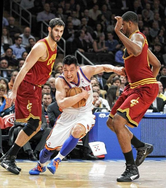 Jeremy Lin keeps sanityas NY Knicks storm back to rout Cleveland Cavaliers at Madison Square Garden