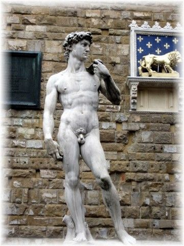 Old statue...Florence