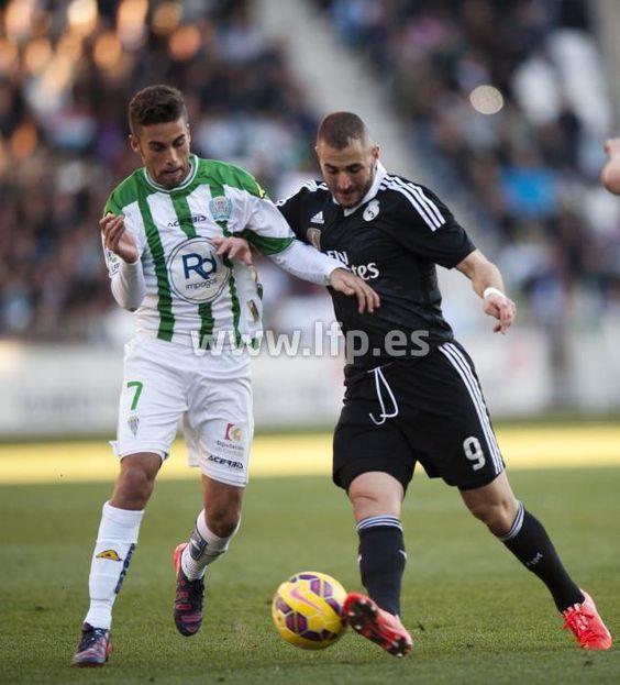 Imágenes Córdoba - R. Madrid | Jornada 20 | Liga BBVA | Liga de Fútbol Profesional #FaustoRossi