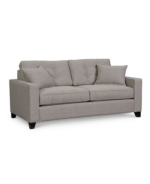 Furniture Clarke Ii 75 Fabric Full Sleeper Sofa Bed Created For