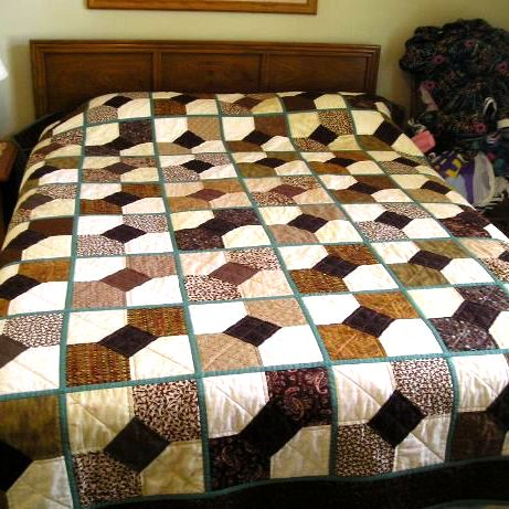 Bow Tie Quilt:
