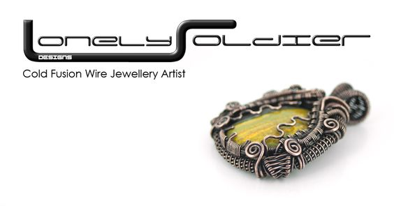 Lonely Soldier Designs - Wire Jewellery Artist - Home