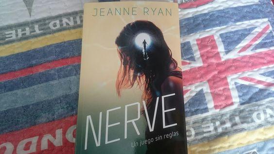 """""""Nerve: Un juego sin reglas"""" escrito por Jeanne Ryan.:"""