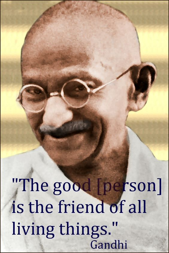 Citaten Gandhi : Gandhi quotes pinterest
