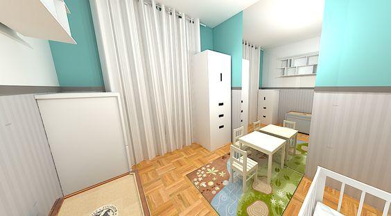 chambres-d'enfants-decoration-décorateur