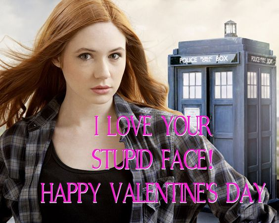 Doodle Craft...: Doctor Who Week Valentine FREEBIES (Part 2)