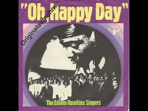 The Edwin Hawkins Singers - Oh, Happy Day  Goose bumps from her voice and the words!