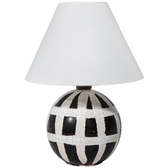 1stdibs.com | Ceramic Table Lamp by Jean Besnard