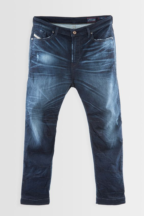 Diesel #jeans: EAZEE-NE 0604P #JoggJeans