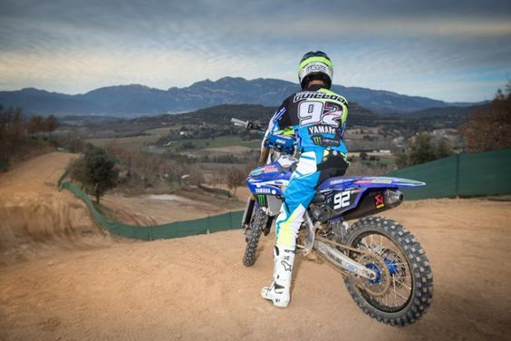 Yamaha Racing presents the 2016 YZ450FM