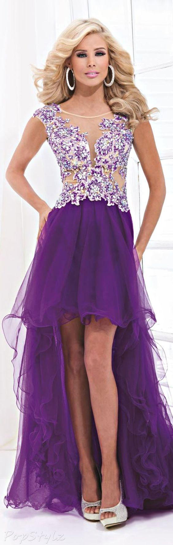 Tony Bowls Le Gala Gown