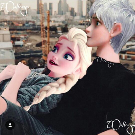 Instagram Jelsa Jelsa Disney Princess Fashion Modern Disney