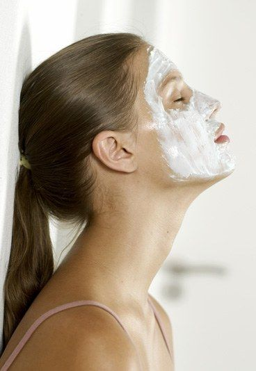 Masques visage maison recette de grand m re pour masque visage alternative - Masque anti ride maison ...