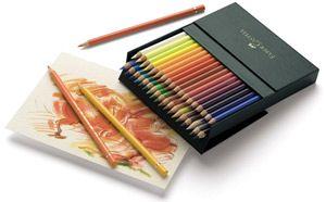 Faber Castell Polychromos 36 Colour Pencils Gift Set