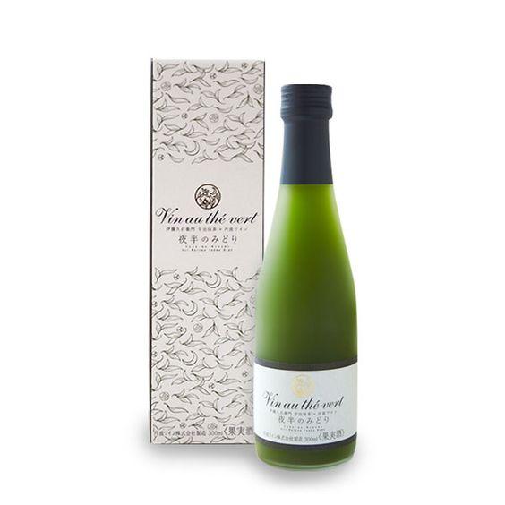 京都・宇治の老舗茶舗と京都のワインメーカーがタッグ! 白ワインベースの「抹茶ワイン」がお花見にすごく合いそう   Pouch[ポーチ]