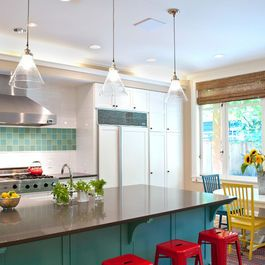 turquoise yellow backyards red photos turquoise kitchen ps kitchens