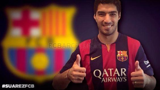 Luis Suárez #LuisSuarez #FCBenvingut #FCBarcelona #SuarezFCB #Football #9