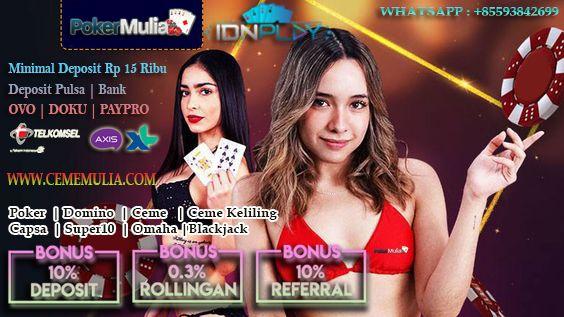 Mari Coba Dan Rasakan Bermain Di Situs Poker Mulia Di Jamin Menyenangkan Poker Pendidikan Kartu