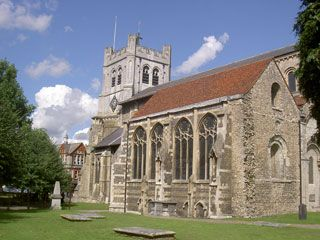 Waltham Abbey Gardens is a magical and historic experience, that is actually located on the grounds of the old Abbey, founded by King Henry II in 1177! #history #essex #royalty #abbey #monarchs #britain #king #henry #kids #historic #family #adventure