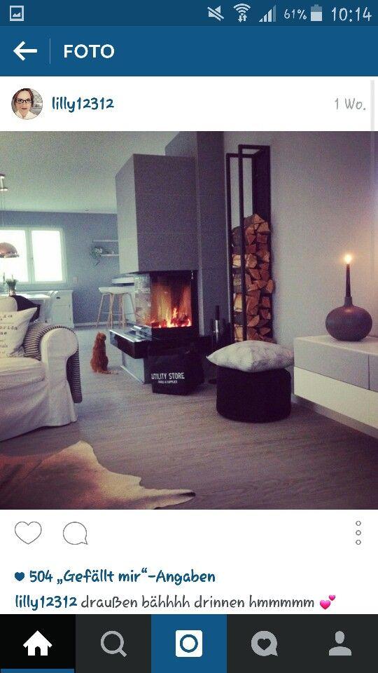 Wohnzimmer Ofen Farben Haus Ideen Pinterest - ofen für wohnzimmer