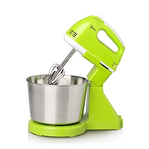 Majome Batteur Sur Socle Electrique Batteur Melangeur De Cuisine A Batteur A Oeufs Avec Reglage De L Cooking Tools Mixer Egg Mixer
