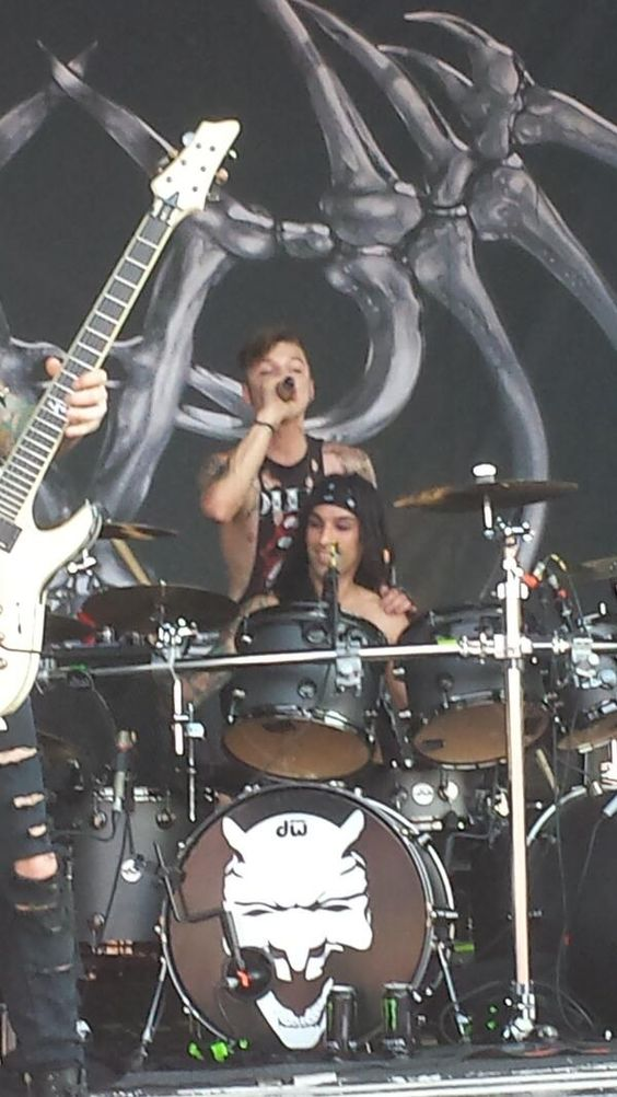 Andy and CC Warped 2013