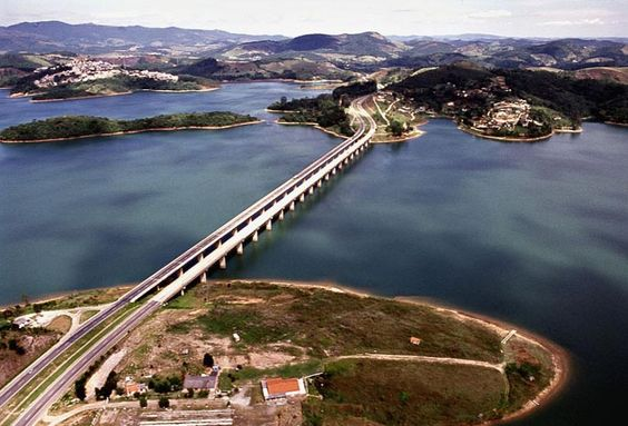 Bragança Paulista, São Paulo SP Brazil. Reservoir