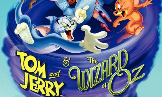Tom Và Jerry Phù Thủy Xứ Oz - HD
