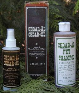 IN order to ENJOY the garden view and working in the garden.....CEDARAL The Original Cedar Oil Spray     Stop The Bite  by CEDARAL, $14.50