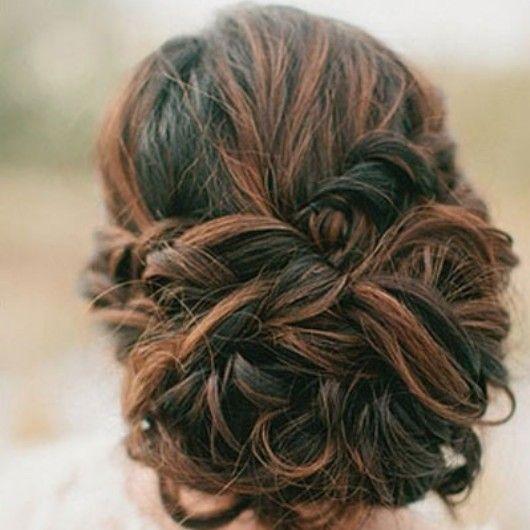 Idee Coiffure Chignon Pour Mariage Soiree Ou Ceremonie Sur Cheveux Longs Hairstyle Idea