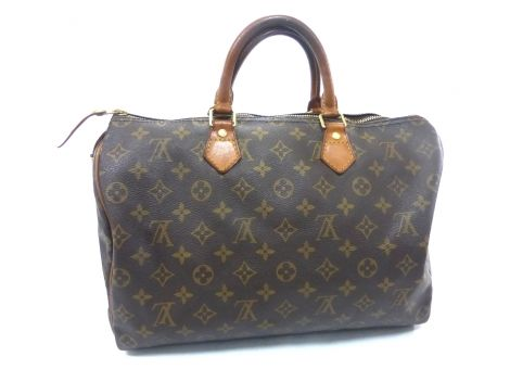 Je viens de mettre en vente cet article  : Sac à main en cuir Louis Vuitton…