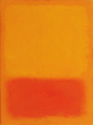 Rothko untitled at Moma