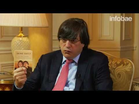 Infobaetv Jaime Bayly Escritor Luis Novaresio Writer Talk Show Youtube He is the third of 10 children. pinterest