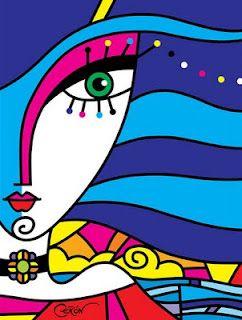 cubismo pop art - Buscar con Google