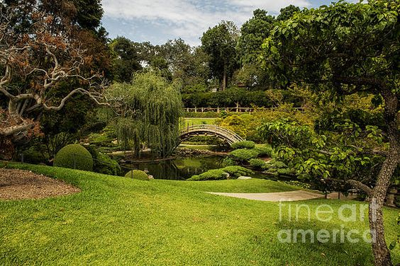 Title  Huntington Japanese Garden No 2   Artist  Belinda Greb   Medium  Photograph - Photograph, Photography, Photographs