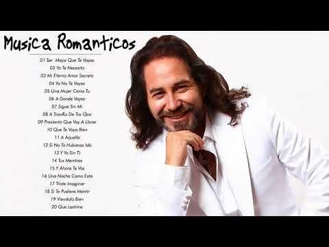 Marco Antonio Solis Exitos Musica Romanticos Marco Antonio Solis