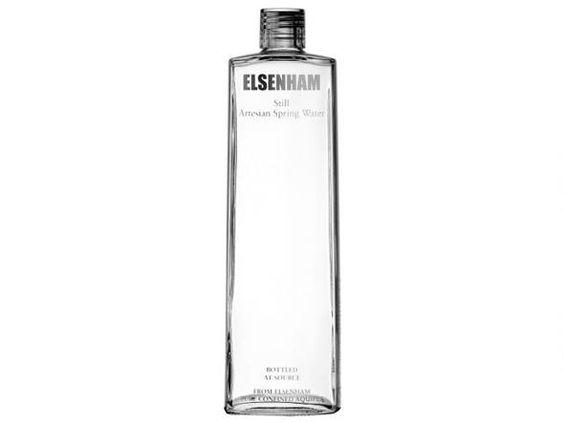Garrafa de água da marca Elsenham