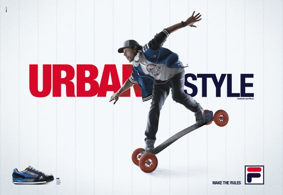 FILA New Positioning Campaign 2011 on Behance