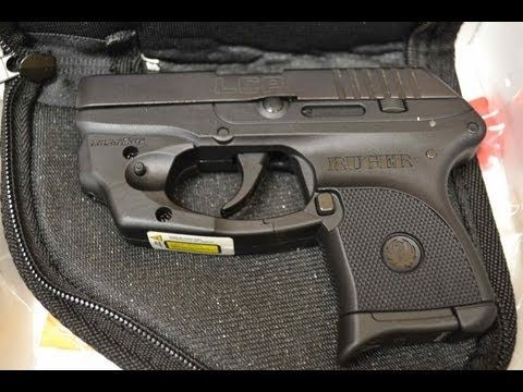Ruger LCP and LaserMax laser - YouTube