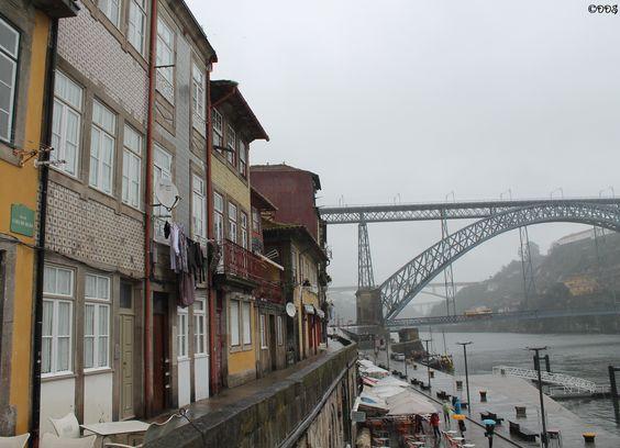 Porto, Rua Cais Ribeira